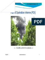 3-1 Plan d'Opération Interne