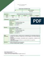 Ficha Terminologia