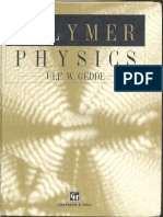 Polymer Physics - Gedde