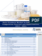India Dairy Products Market Forecast & Opportunities, 2021.pdf