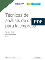Tecnicas Analisis Datos Empresa FREELIBROS.org