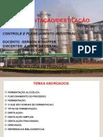 fermentaçao destilaçao