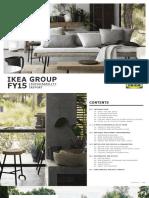 IKEA (2015), Sustainability Report