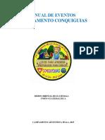 Manual Del Camporee Ipala PDF