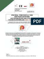Nueva Ficha Tecnica Fire Tex Es
