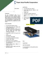 Foil Printer Quotation Mr. Don Demz Delos Santos 01.14.17