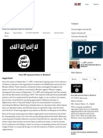 Does ISIS Represent Islam or Muslims_ - Articles