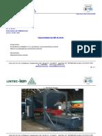 CONMISE 10174 - 2016 - Usina de Asfalto PMF Fixa 40 a 80 T-h