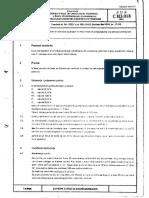 JUS C.H3.018_1983 - Zavarivanje. Odredjivanje difundovanog vodonika u savu izvedenom nelegiranim ili niskolegiranim oblozenim elektrodama.pdf