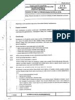 JUS C.H3.019_1985 - Dodatni Materijali Za Zavarivanje. Oblozene Elektrode Za Rucno Elektrolucno Navarivanje Celika. Oznacavanje i Identifikacija
