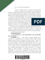 Sentencia Corte de Apelaciones Chile - José Toha