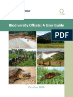 Biodiversity Offsets User Guide-published