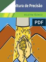Boletim Técnico - Agricultura de Precisão 2013