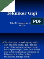 9. Tekniker Gigi