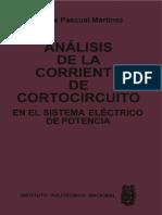 Análisis de la corriente de corto circuito en el sistema eléct