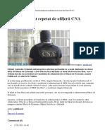 Ilan Shor Audiat Repetat de Ofiterii CNA