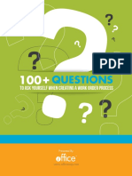IOFFICE 100 Questions to Ask Yourseld When Creating a Work Order Process