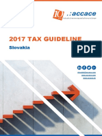 2017 Tax Guideline for Slovakia