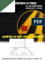 Diseño Geometrico en Perfil 2