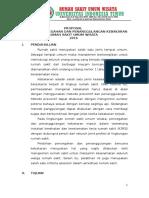 Draft Proposal Pelatihan Dan Simulasi Kebakaran