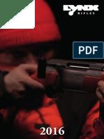LYNX Rifle 2016