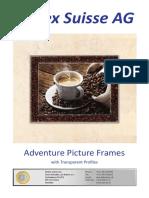 Debex Adventure Picture Frames