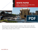 Whitepaper LRAD Humanely Resolving Public Safety Situations