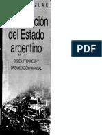 Oszlak, Oscar. La formación del Estado argentino.pdf