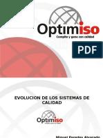 Evolucion de Los Sistemas de Calidad - Iso 9000