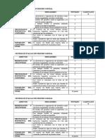Criterio de Evaluación Periódico Mural
