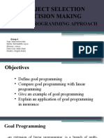 Goal Programming Group4 Amat112b