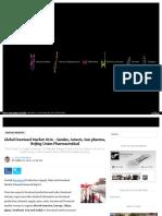 Global Docetaxel Market 2016 – Sandoz, Actavis, Sun Pharma, Beijing Union Pharmaceutical Taj Pharmaceuticals, News