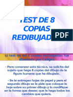9 TEST DE 8 COPIAS RE-DIBUJADAS.pptx
