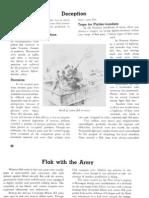WWII Aerial Counterflak Tactics