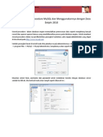 Membuat Stored Procedure MySQL Dan Menggunakannya Dengan Zeos Delphi 2010