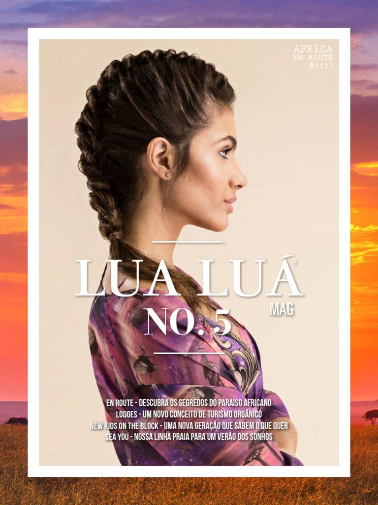 27ec45c53 Lua Lua Pijamas Lua Lua Mag 5a Edicao