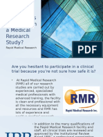 How Are Participants Protected in a Medical Research