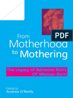 [Andrea O'Reilly] From Motherhood to Mothering Th(BookZZ.org)