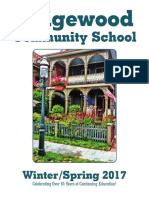 Ridgewood Community School -WinterSpring 2017