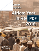 Africa Year in Review 2016