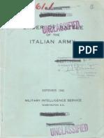 Italy Campaign History (1942)