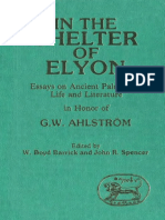 Boyd W. Barrick & John R. Spencer In the Shelter of Elyon Essays on Ancient Palestinian Life and Literature JSOT Supplement 1984.pdf