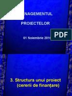 Managementul proiectelor C3