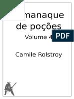 Almanaque de Poções Volume IV