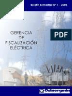 GERENCIA DE FISCALIZACIÓN ELECTRICA
