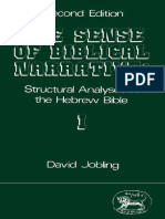 David Jobling Sense of Biblical Narrative I Structural Analyses in the Hebrew Bible JSOT Supplement Series 1986.pdf