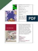 Gomendatzeko liburuak