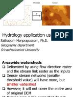 GIS Hydrology 2