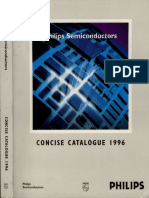 Philips Semiconductors Concise Catalogue 1996