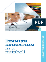 finnish education in a nutshell